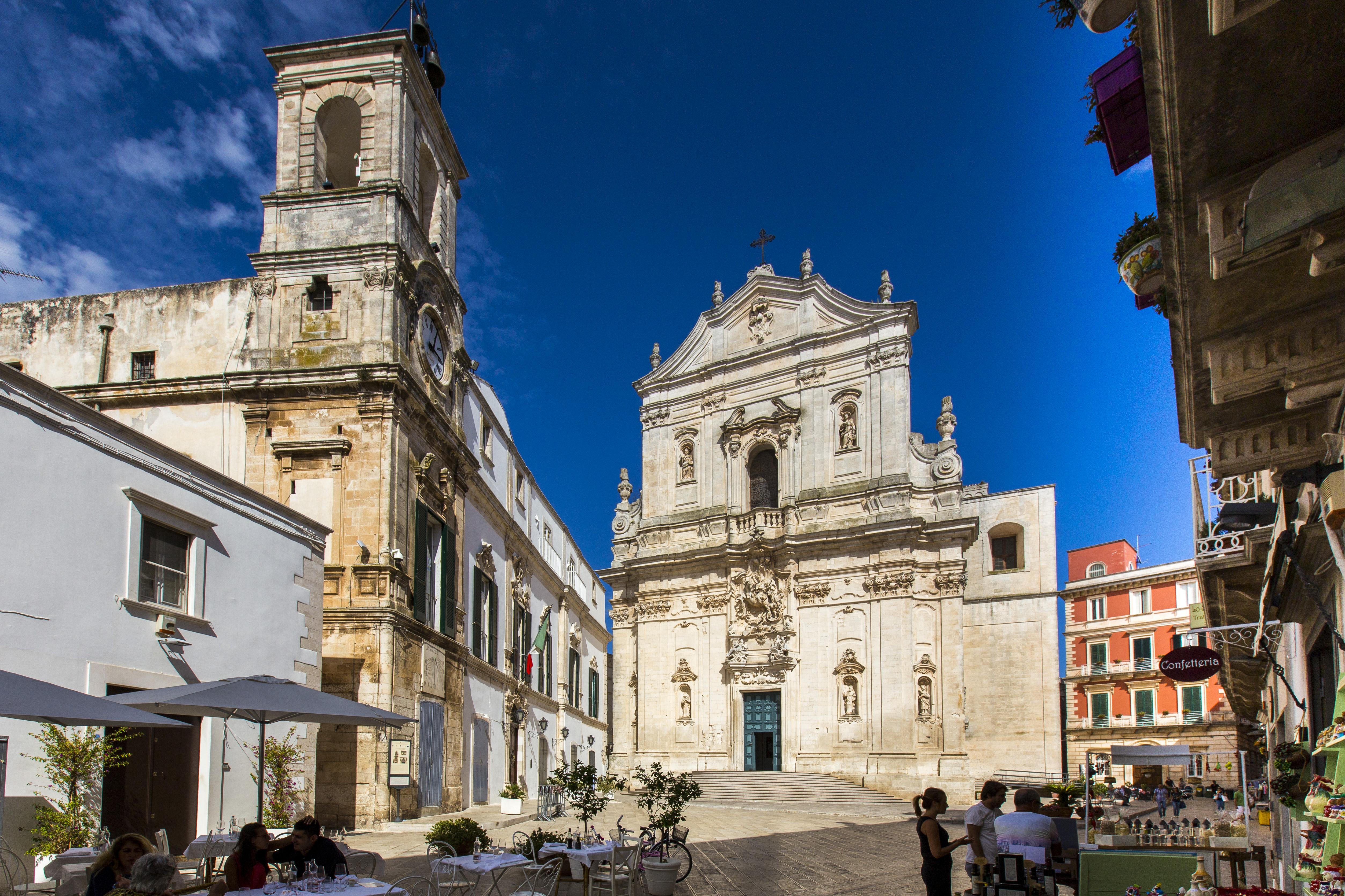 Duomo в Мартина Франка