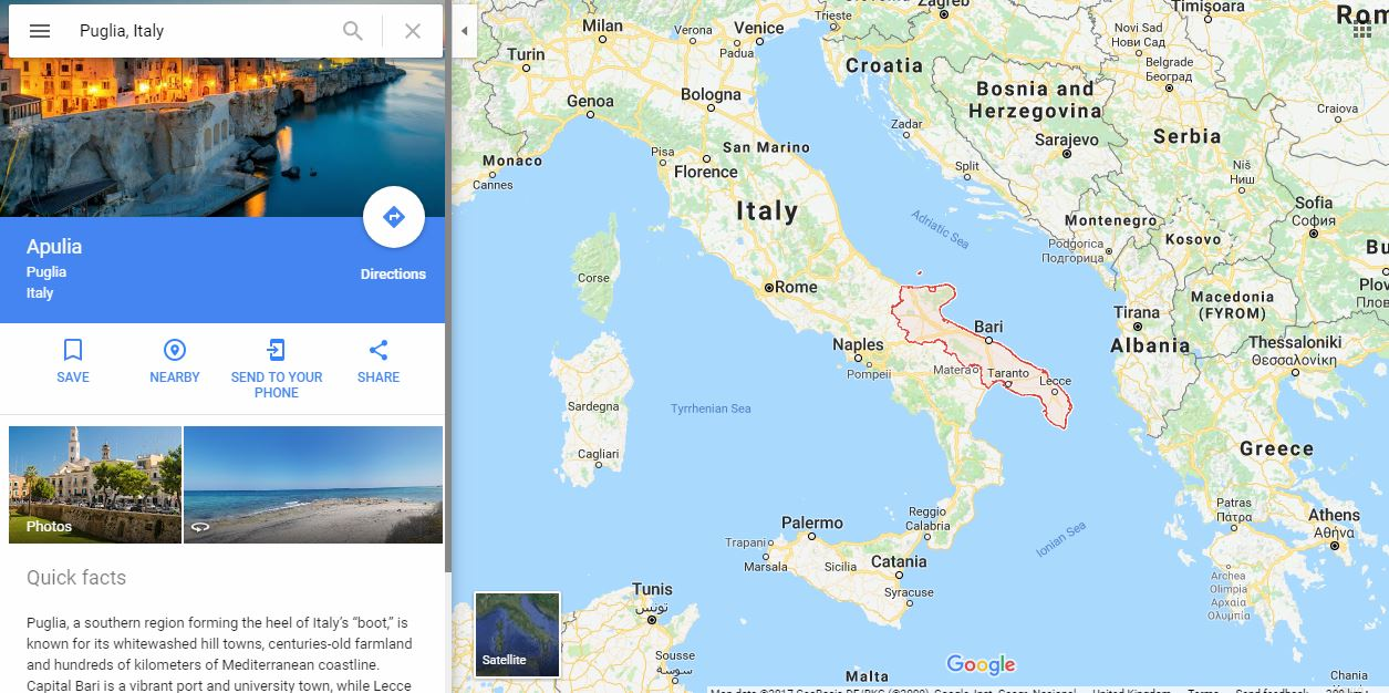 Nearest Airport To Puglia And How To Get To Alberobello From Bari S